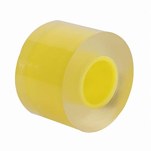Cinta protectora de joyería de reloj, película antiestática de 50 mm, resistente al desgaste, resistente al desgaste, para reparación de joyas, para reloj de cristal de joyería