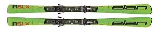 elan Ski Race SLX Powerspine Fusion Slalomski 165 cm inkl. Bindung ELX 12.0