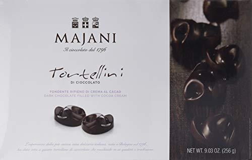 Majani 1796 Confezione Tortellini Fondente 256 - Pacco da 32 x 260 gr