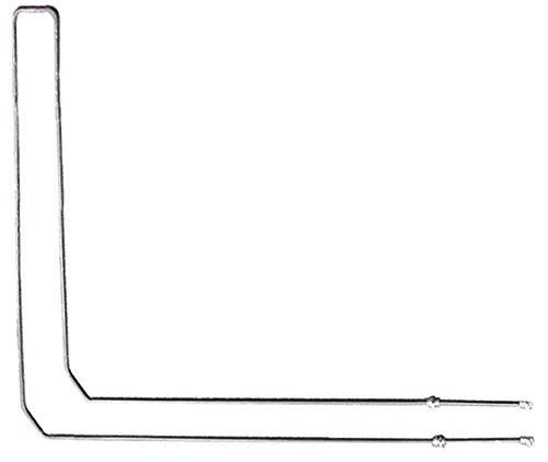 Heizkörper für Pizzaofen Cuppone EVOLUTION MECHANICAL, EVOLUTION DIGITAL, Mastro CAB0019, CAB0020 2400W 230V Länge 930mm 1/4\'