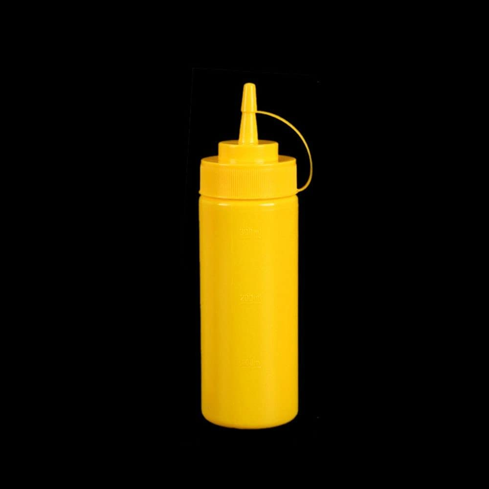 Fung Condiment Max 62% OFF Squeeze New color Bottles with T Leakproof