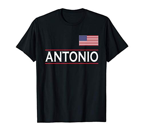 ANTONIO Personalized Name Funny Birthday Gift Idea T-Shirt