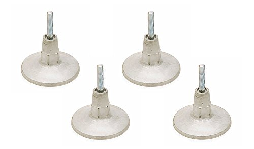 Valley-Dynamo 4 Pool Table Leg Levelers
