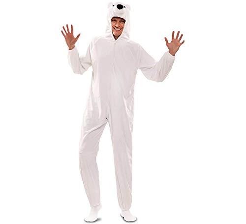 Disfraz de Oso Polar para hombre
