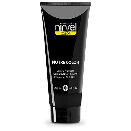 Nirvel Color Nutre Color Negro 200 ml