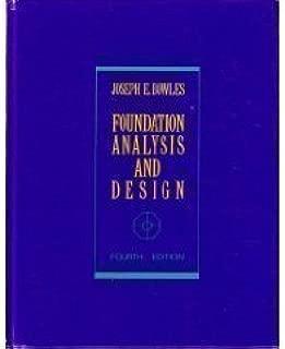 Foundation Analysis & Design