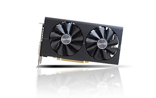 Sapphire Radeon Rx 570 8GB GDDR5 DVI-D (UEFI) Graphics Card