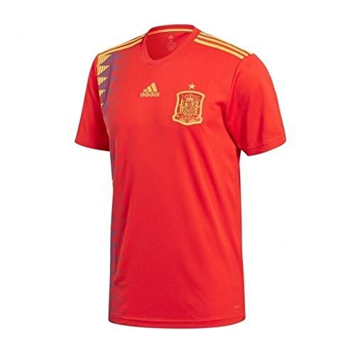 Oficial Camiseta España 1a Equipación Mundial 2018 (XL)