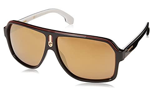 CARRERA Sonnenbrille 1001S-80S9O-62 Sport Sonnenbrille 62, Schwarz