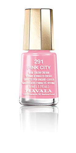 Mavala COLOR Inspiration - Pink City 5ml
