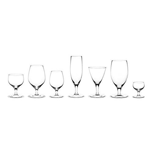 Holmegaard Royal - Scatola regalo con 7 bicchieri