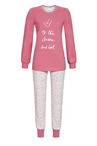 Ringella Damen Pyjama mit Motivdruck hagebutte 42 0511205, hagebutte, 42