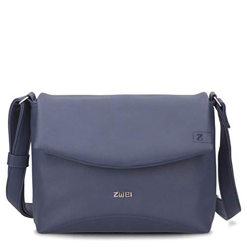 Zwei Elli EL6 Handtasche 26 cm blue