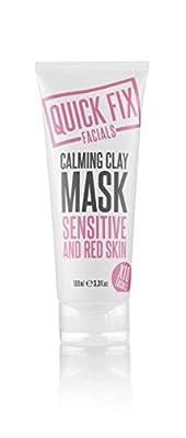 Quick Fix Facials Calming Clay Mask, 100 ml