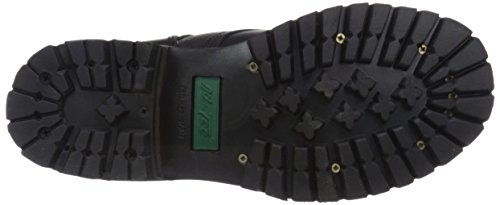 Ad Tec Women's 9″ Logger Black Work Boot (Black, Numeric_9)