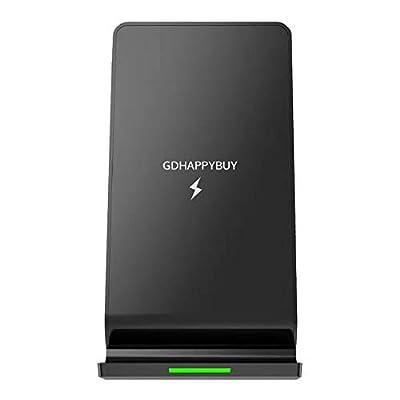 Wireless Charger, GDHAPPYBUY,Qi Certified 10W F...