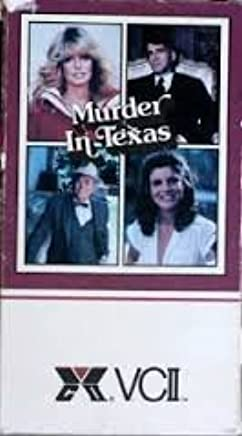 Amazon com: Murder in Texas [VHS]: Katharine Ross, Sam Elliott