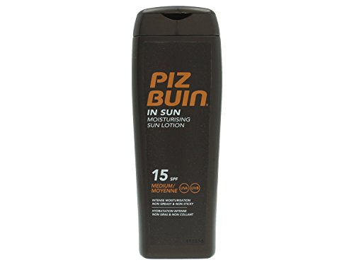 Piz Buin in Sun Moisturizing Sun Lotion with SPF 15, Medium 200 ml