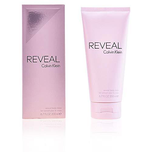 Calvin Klein Reveal femme / woman, Bodylotion 200 ml, 1er Pack (1 x 200 ml)