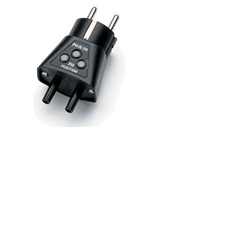 Multimetrix MMXP01101997Z Adaptateur testeur de prises, 127 V, Noir