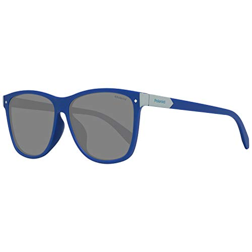 Polaroid PLD 6035/F/S M9 PJP 58 Gafas de Sol, Azul (Bluette Grey), Unisex Adulto