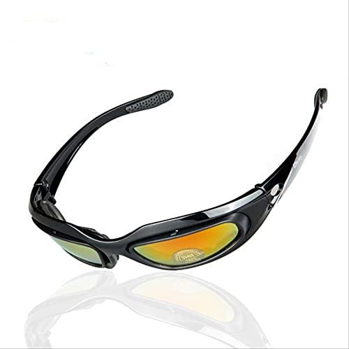 Varitystore Gafas, Gafas de montar a caballo, Gafas de motocicleta a prueba de viento, Pesca Sol Lentes Polarizadas