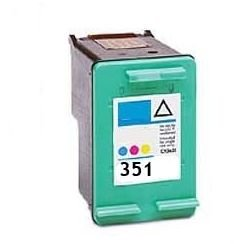 Cart. HP (351XL) Tricolor 19ml (reman.)