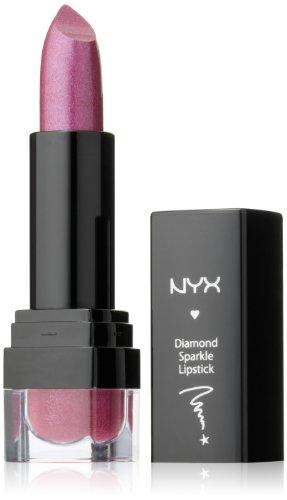 Nyx Cosmetics Diamond Sparkle Rouge à Lèvres Orchidée Scintillante