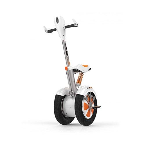 Airwheel AW-A3 Scooter Auto balanceado - Scooters Auto balanceados (Naranja, Color Blanco,...