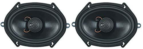 Dietz 2-Wege Koax-Lautsprecher, 5*7 Zoll, 135W, 1 Paar