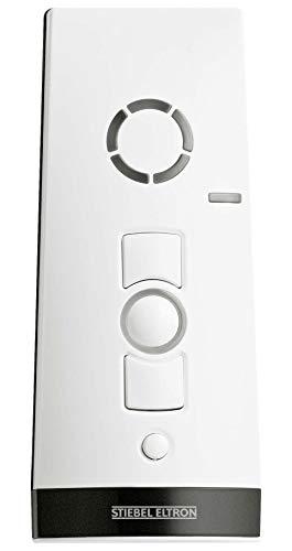Stiebel Eltron Funkfernbedienung IA Remote Control, bidirektionaler Funktionsweise, 5 Kanäle, 234728, Weiß