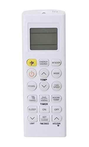 Upix® AC Remote No. 36, Compatible with LG AC Remote Control - Old Remote Functions Must be Exactly Same