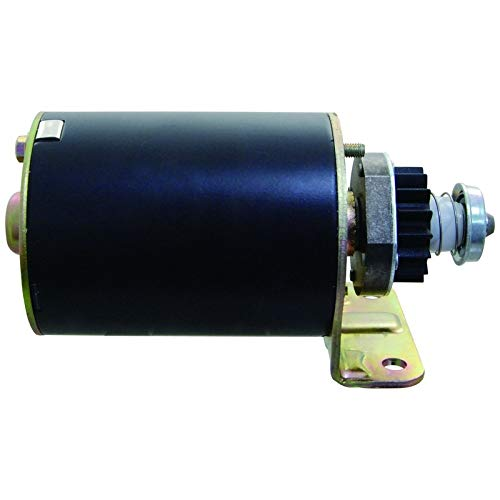 New Starter Replacement For 1977-2008 Toro Professional and Recycler Mowers 8HP-18 HP Briggs Engine 390838 391423 392749