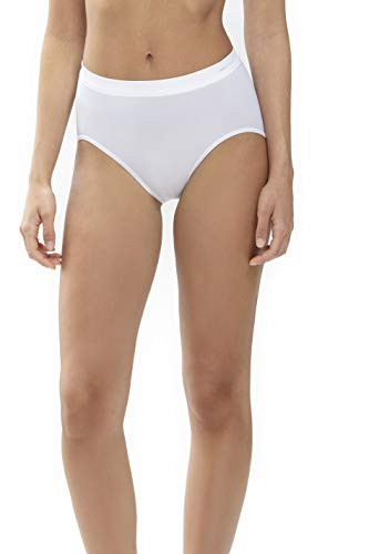 Mey Basics Serie Emotion Damen Taillenslips/ - Pants Weiß 42