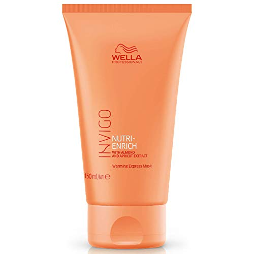 Wella Invigo Nutri-Enrich Warming Express Mask 150 Ml - 150