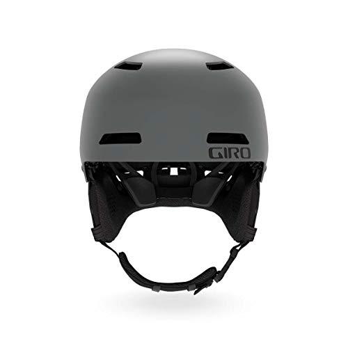 [ジロ]メンズLEDGEMIPSレッジミップススノーボードヘルメットMatteTitanium70723M