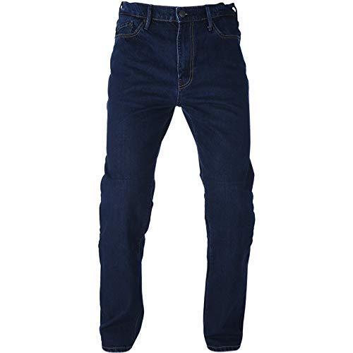 Oxford Products - Pantalones Vaqueros de Moto homologados para Hombre, Talla 36