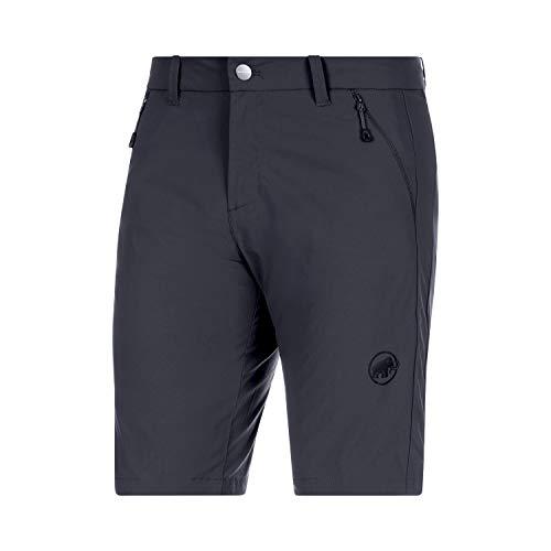 Mammut Herren Shorts Hiking Shorts, schwarz, EU 48