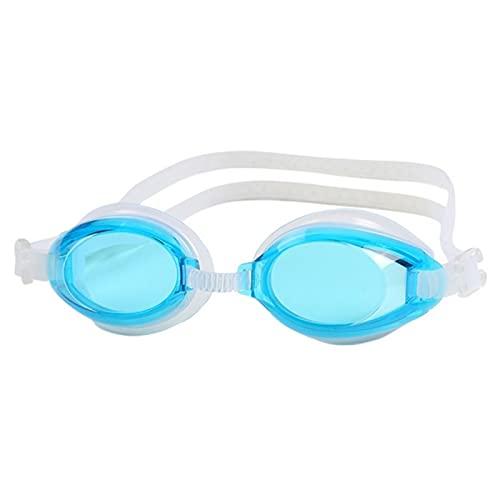 ZYNS Gafas de natación profesional gafas de natación antivaho UV gafas de natación con tapón para los oídos para hombres mujeres