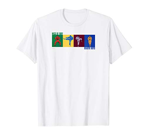 Beastie Boys Mics of Fury Official T-shirt, Adults and Kids Sizes up to 3XL