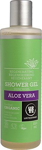 Urtekram Aloe Vera Duschgel Bio, regenerierend, 250 ml