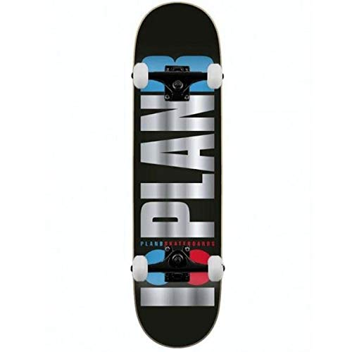 Plan B Skateboards Team OG Foil - Tavola completa da skateboard 8,25'