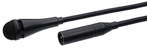 Monacor DMG-450 - Micrófono dinámico con cuello de cisne