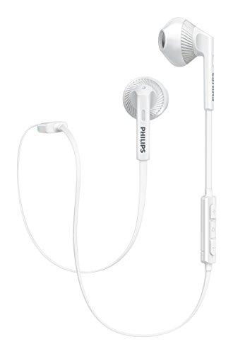 Philips Bluetooth Headphone White (SHB5250WT/27)