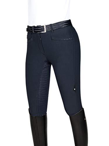 Equiline Damen Reithose Full Grip Vicky Farbe Reitbekleidung weiß, Hosengrößen 38