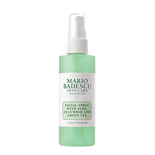 Mario Badescu Facial Spray with Aloe, Cucumber and Green Tea 4oz