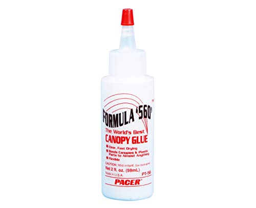 Pacer Canopy Glue Flexible 2oz. Zap