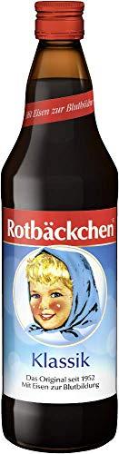 Rotbäckchen Klassik, 6er Pack (6 x 700 ml)