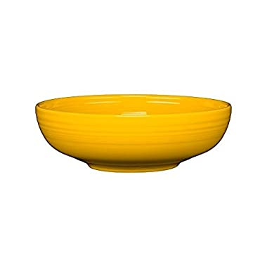 Homer Laughlin 1459-342 Fiesta Large 68 Oz Bistro Bowl, Daffodil