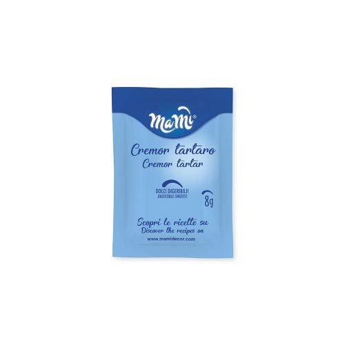 Mamì - Cremor Tartaro 8 g paquete 2 sobres